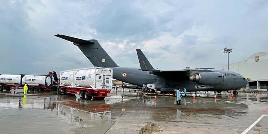 IAF C-17