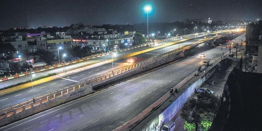Odisha Night Curfew