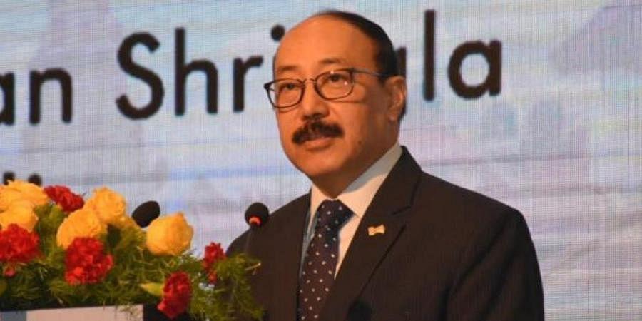 Foreign Secretary Harsh Vardhan Shringla