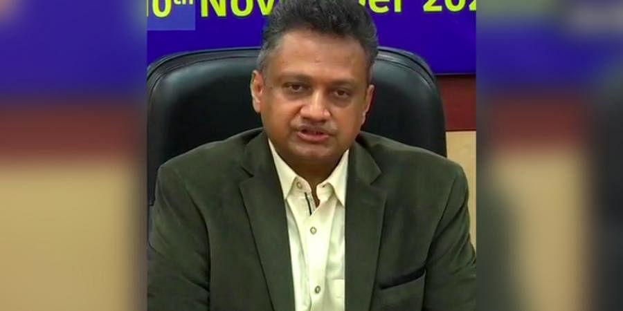 Deputy Election Commissioner Sudip Jain