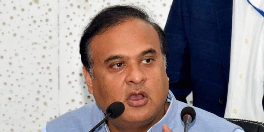 Assam MinisterHimanta Biswa Sarma