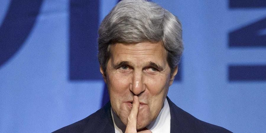 US' Special Presidential Envoy for Climate John Kerry