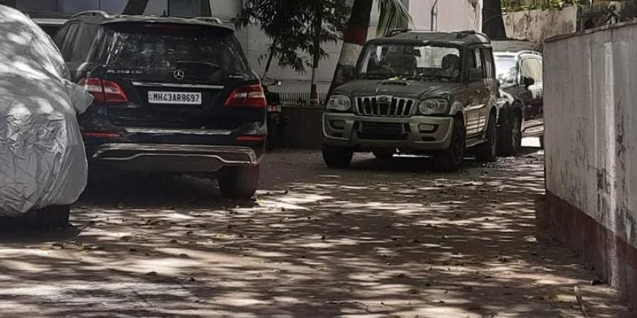 The cars that have been seized by NIA in the Antilia SUV bombing case