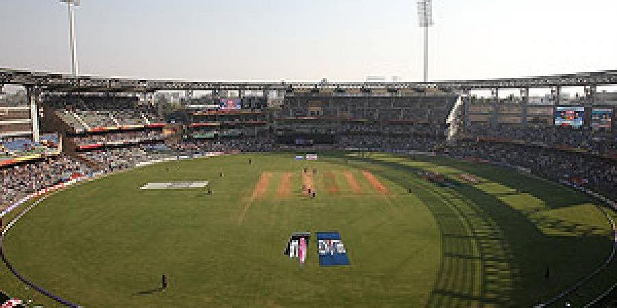 Mumbai's Wankhede Stadium. (File Photo)