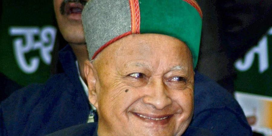 Former Himachal Pradesh CM Virbhadra Singh
