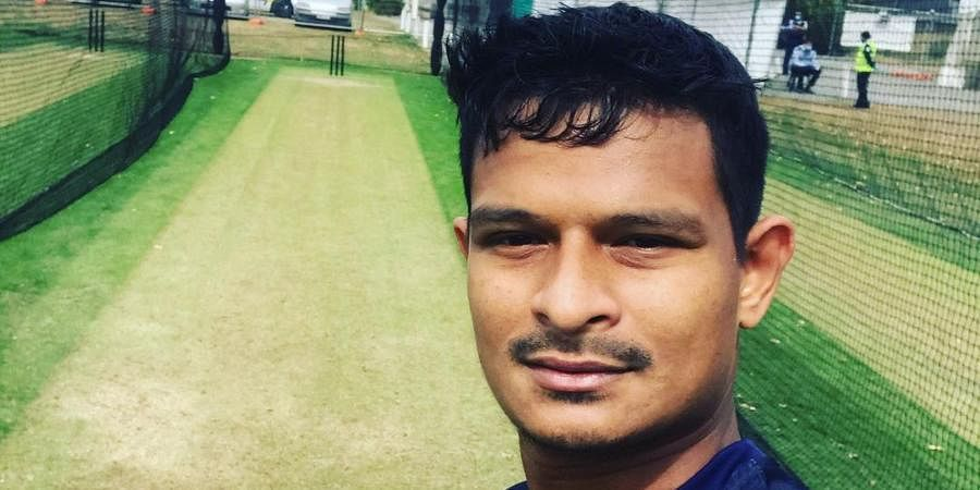Bangladesh spinner Nasum Ahmed