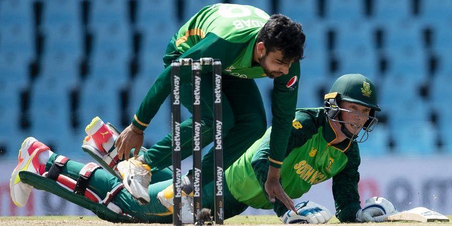 Pakistan all-rounder Shadab Khan
