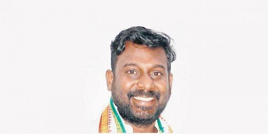 Congress' Vijay Vasanth
