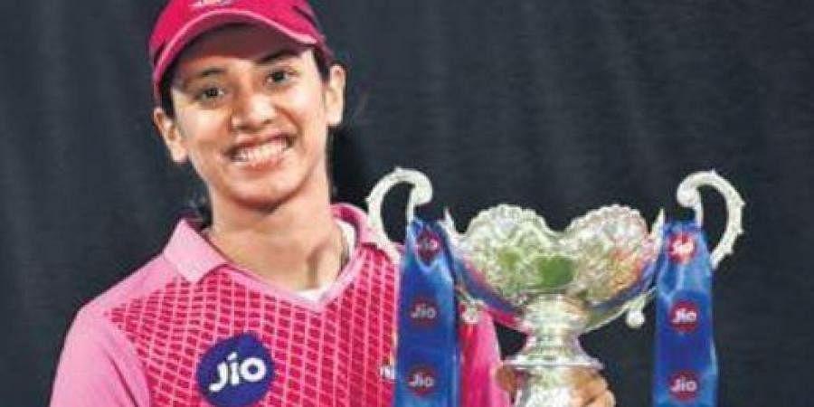 Smriti Mandhana led Trailblazers to Women's T20 Challenger title in the UAE.