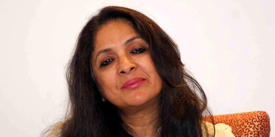 Bollywood actress Neena Gupta