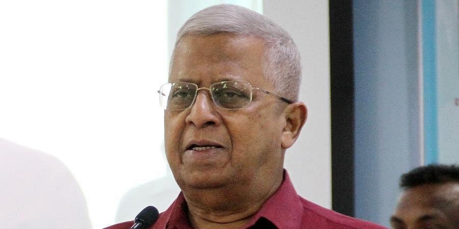 Former Tripura Governor Tathagata Roy