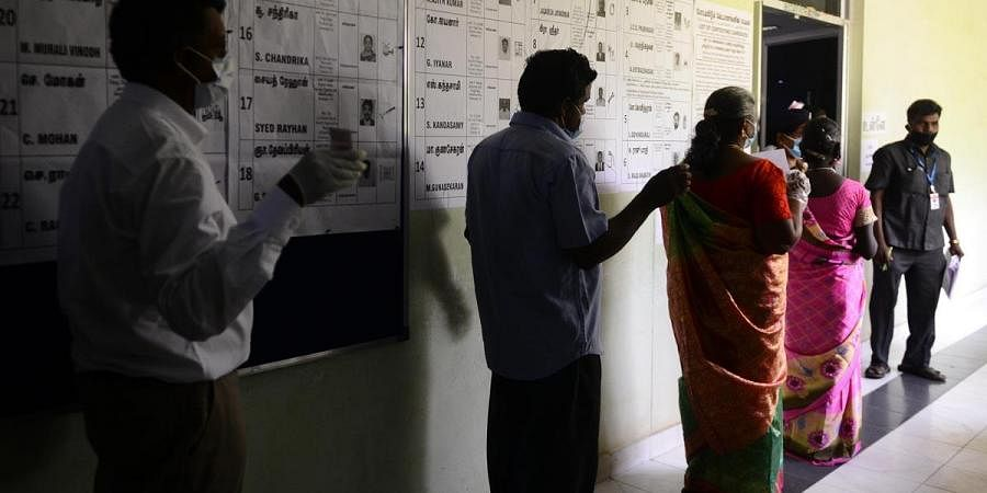 The inmates were selected for voting only after doctors assessed their decision making ability.  (Photo | Debadatta Mallick, EPS)