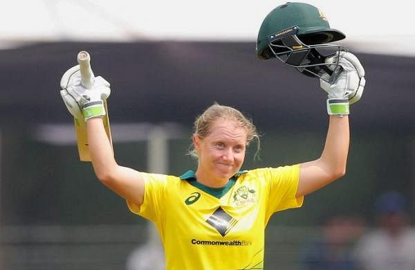 Alyssa Healy becomes third Australian women's cricketer to play 200 international games