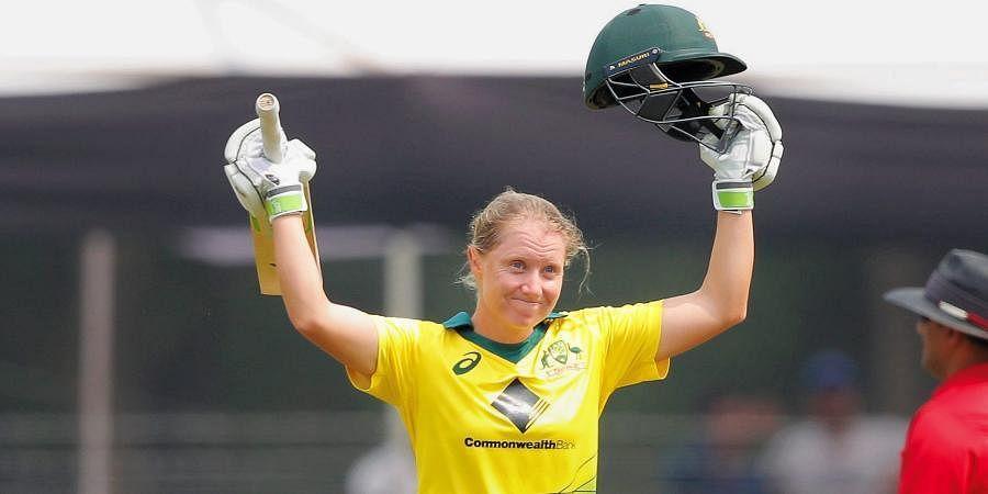 Australia wicket keeper and batswoman Alyssa Healy