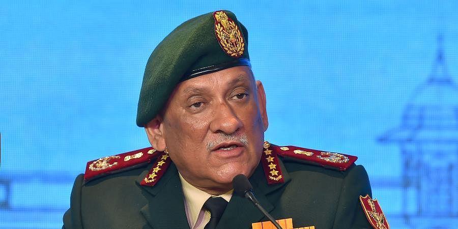 Chief of Defence Staff Gen Bipin Rawat