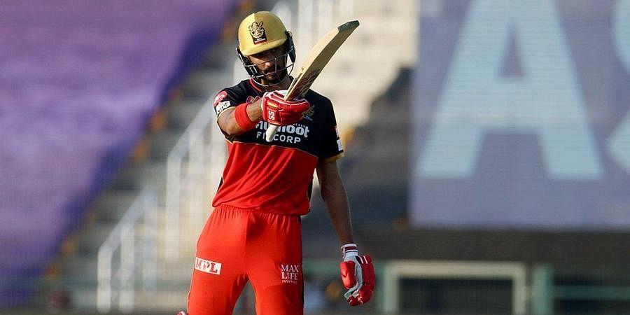 RCB batsman Devdutt Padikkal