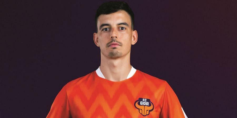 FC Goa skipper Edu Bedia