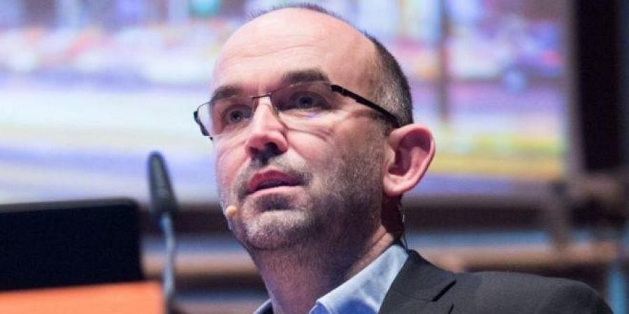 Ousted Czech Republic health minister Jan Blatny
