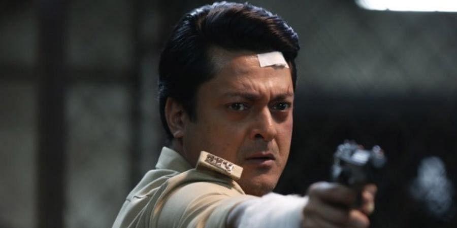 Bollywood actor Jisshu Sengupta