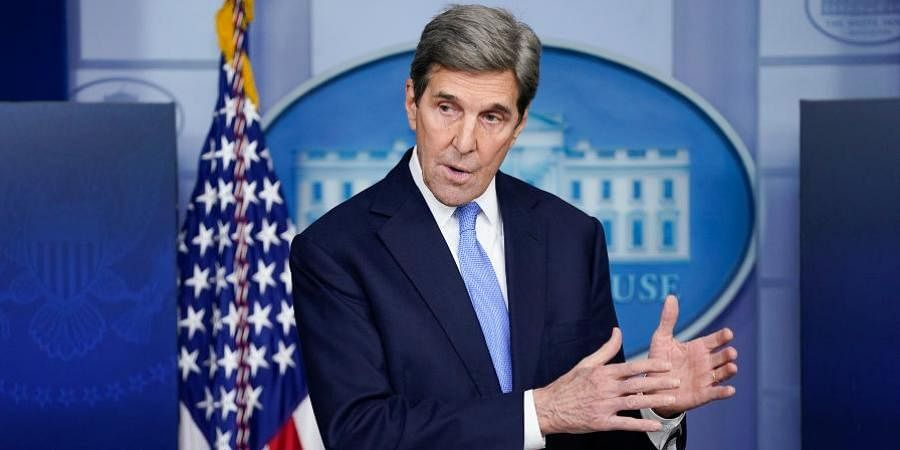 Special Presidential Envoy for Climate John Kerry