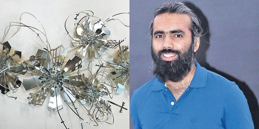 Artist Sachin George Sebastian