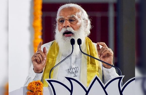 PM Modi calls for vaccine festival from April11-14; asks states to check laxity in containing COVID