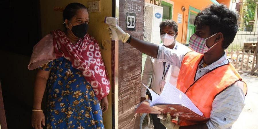 COVID-19 cases in Chennai