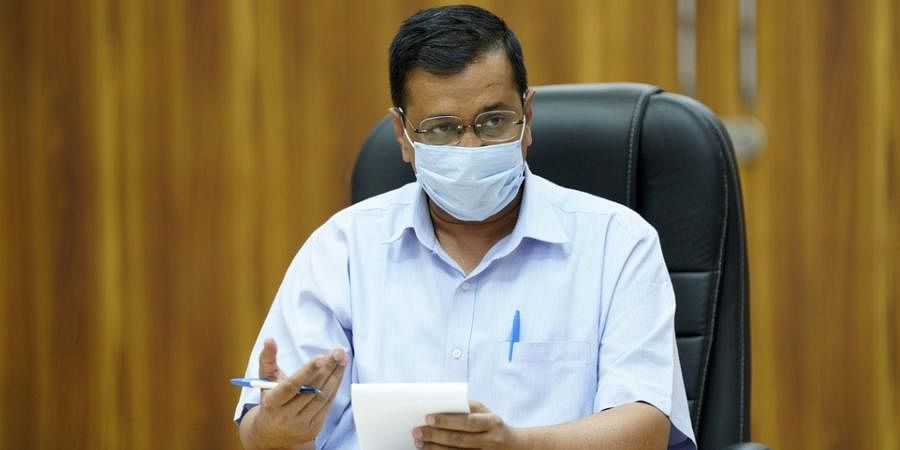 Delhi Chief Minister Arvind Kejriwal (Photo   EPS)