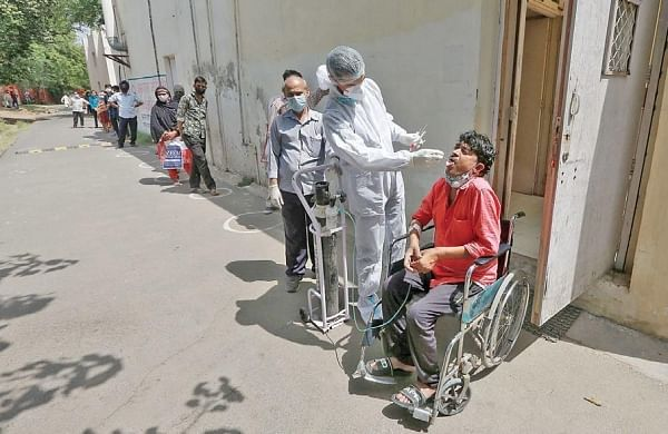 Mumbai's COVID-19 tally crosses 5 lakh-mark with 9,200 fresh cases