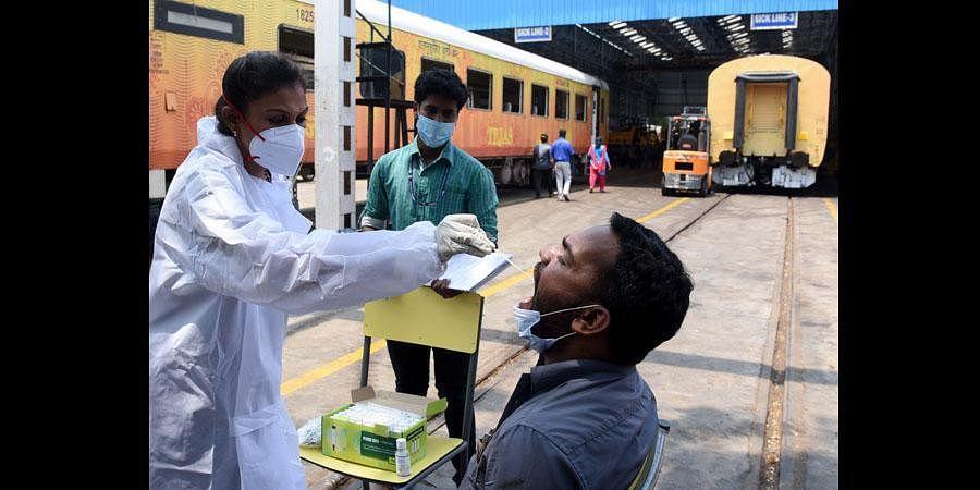 Coronavirus, Chennai, Covid testing