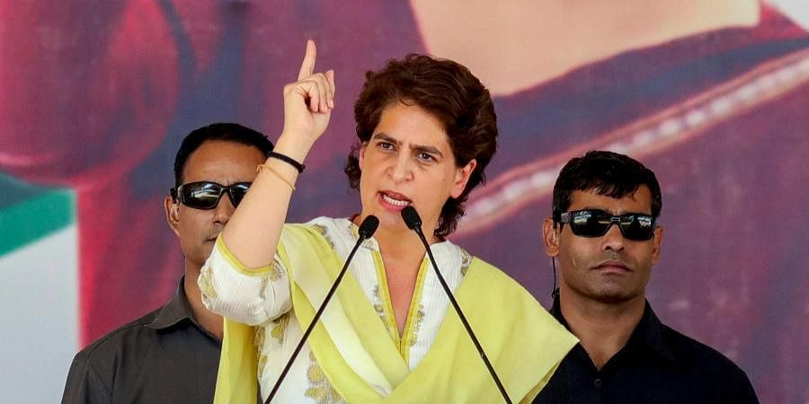 2022 UP polls: Challenges galore before Priyanka Gandhi as she gears up to  revive Congress prospects- The New Indian Express