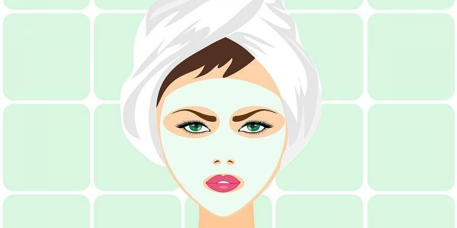 Skin care, Face scrub