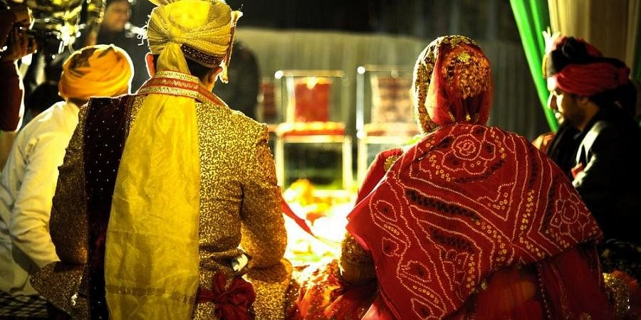 indian wedding, marriage, marriage ceremony, wedding