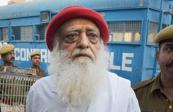 Asaram Bapu hospitalised, his plea for shifting to ayurvedic centre infructuous: Rajasthan govt to SC