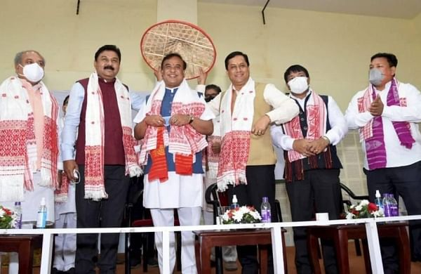 Once blue-eyed boy of Tarun Gogoi, Himanta Sarma gets reward for expanding BJP in Northeast