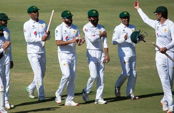 Pakistan seals second test and 2-0 series sweep in Zimbabwe