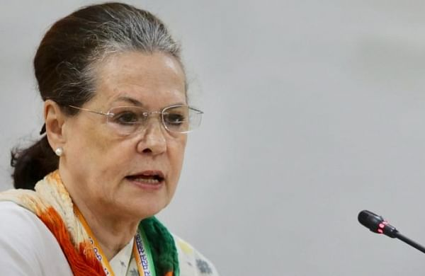 Need to take note of serious setbacks in state polls, draw lessons: Sonia Gandhi in CWC meet