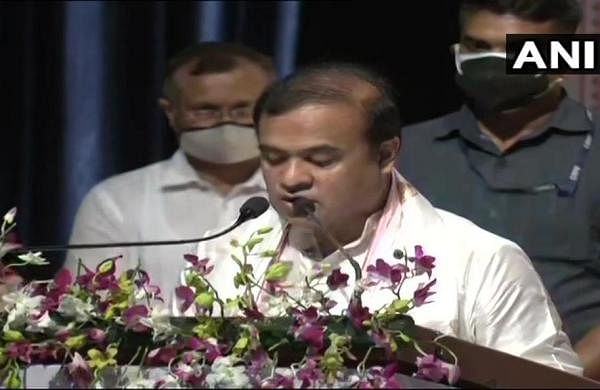 Himanta Biswa Sarma sworn in as Chief Minister of Assam
