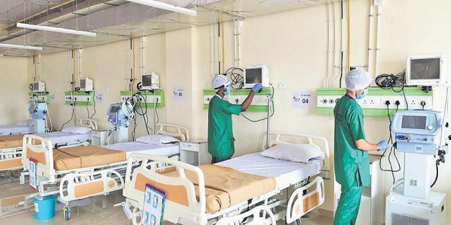 ICU, Intensive Case Unit