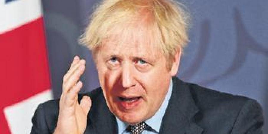 British Prime Minister Boris Johnson | AP