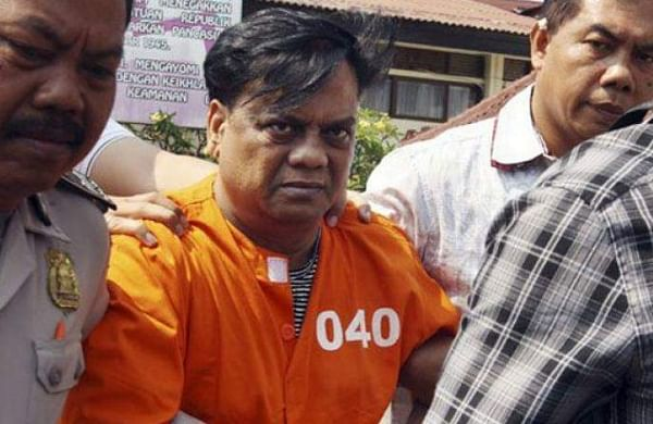 Jailed gangsterChhota Rajan admitted to AIIMS-Delhi with stomachache