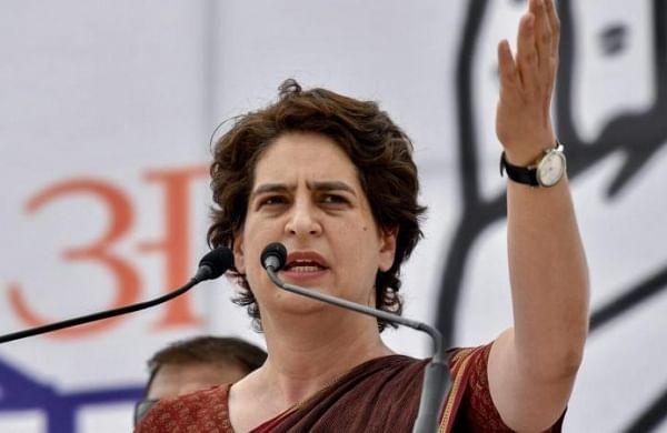 Government celebrated 'Tika Utsav' but made no arrangements to provide vaccines: Priyanka