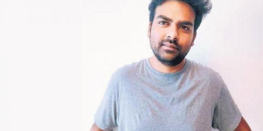 Hyderabad-based stand-up Comedian Sandesh Jonny