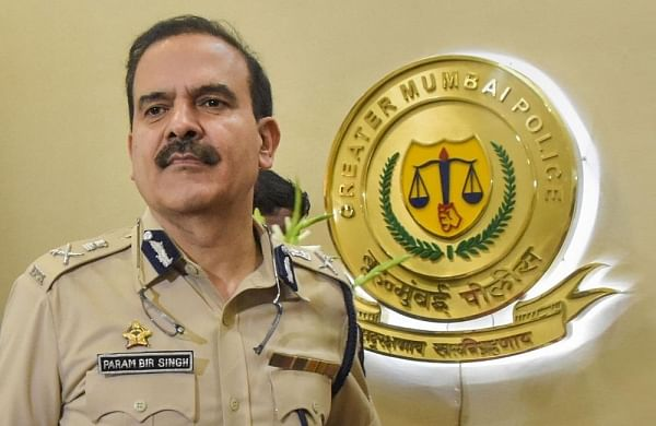 CID records statements of two bookies over complaints against former Mumbai Commissioner Param Bir Singh