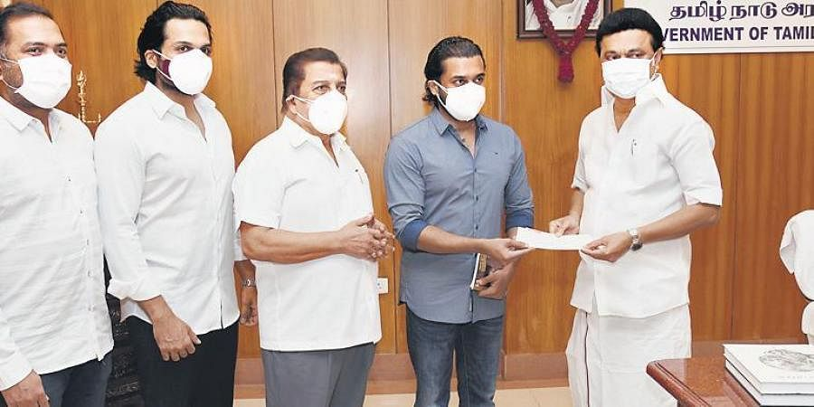 Stalin appeals to Tamils across the globe to donate generously to COVID-19  relief fund- The New Indian Express