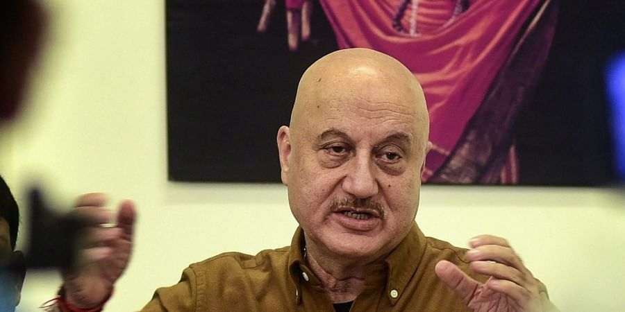 Time for government to understand there's more to life than image building: Anupam  Kher on India's C- The New Indian Express