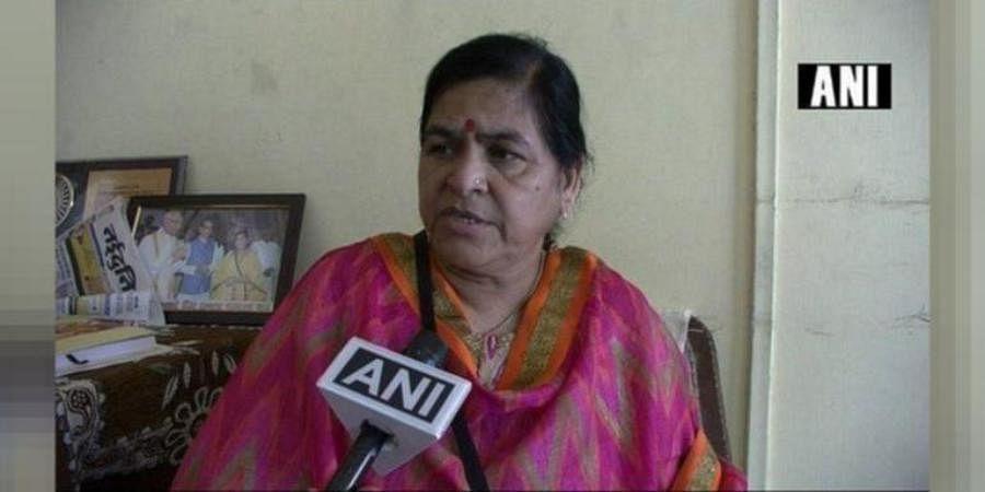 Madhya Pradesh Culture Minister Usha Thakur