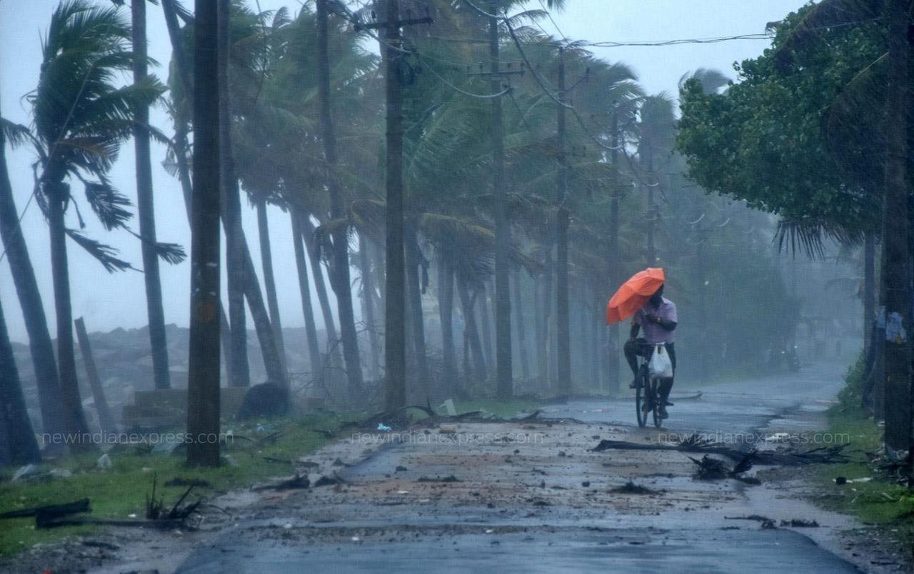 Kerala rains, Cyclone Tauktae