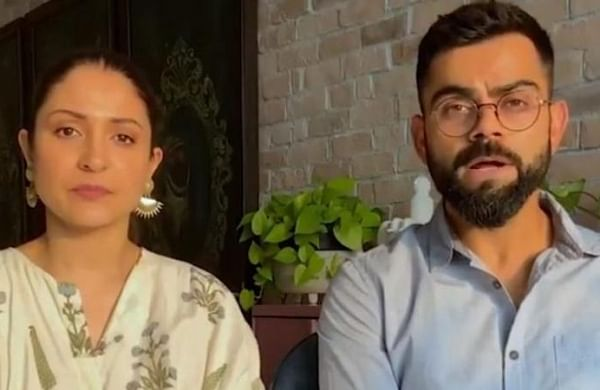 Anushka Sharma, Virat Kohli raise over Rs 11 crore for COVID-19 relief, thank fans for support