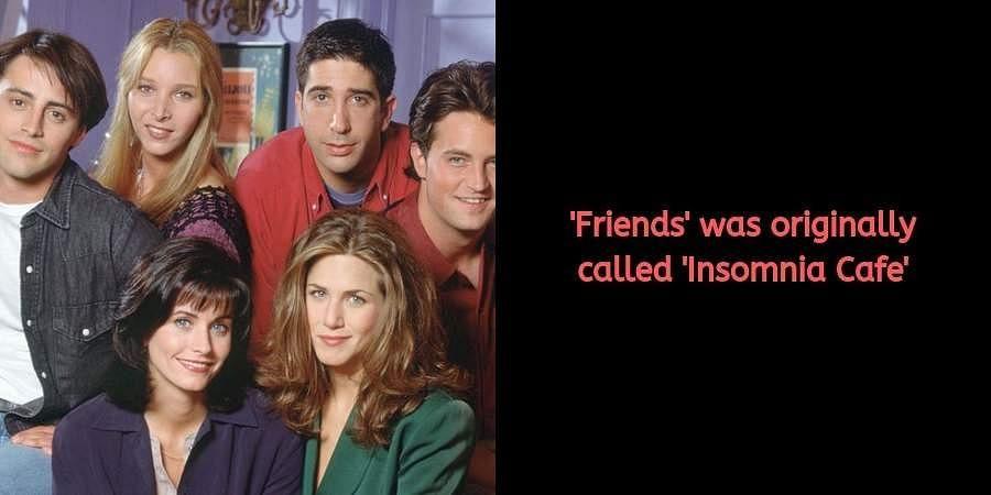 Friends Fact No: 1